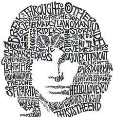 Jim Morrison.