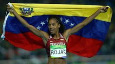 Yulimar Rojas logra oro y rompe récords en La Copa del Rey - Notiminuto