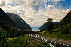 Maurangerfjorden Colour, Mountains, Landscape, Studio, Nature, Photography, Travel, Color, Scenery