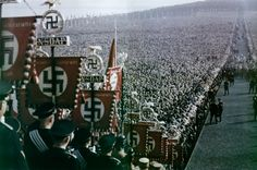 Religious Roots: Nazi Partying