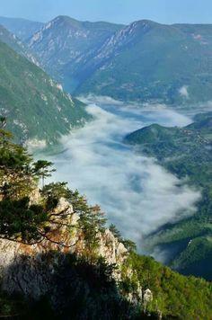 River Drina - Serbia