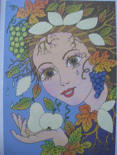 Doodle Coloring, Fairy Princesses, Halloween Art, Classroom Decor, Diy And Crafts, Kindergarten, Preschool, Projects To Try, Doodles