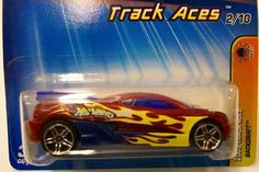 2005 Track Aces BackDraft Hot Wheels Item Price $1