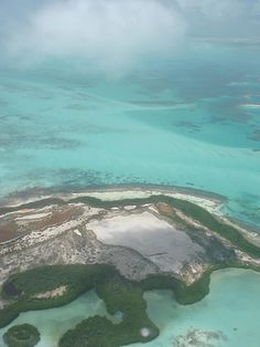 Los Roques blues and green!