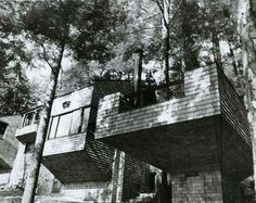 Fischer House | Sherman, Connecticut | Norman Jaffe