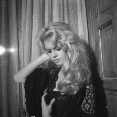 "gmgallery: "" Brigitte Bardot photographed by Peter Basch (c. 1950s/1960s) www.stores.eBay.com/GrapefruitMoonGallery """