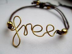 Free - DIY Bracelet