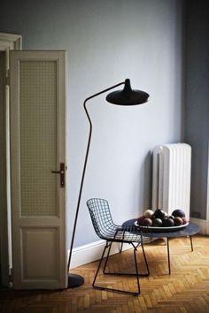 RUBY BY ANN — urbnite:   Bertoia Side Chair