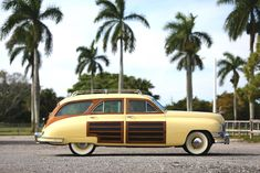 '48 Packard 8 Station Sedan 1