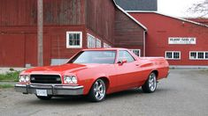 I dont like fords. but i love this body !! 1973 Ford Ranchero GT