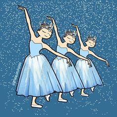 Modern illustrations are somewhat different from artistic illustrations in the general sense. Ballet Pictures, Dance Pictures, Dance Terms, Ballet Basics, Dance Studio Design, Dance Positions, Snow Dance, Ballet Drawings, Character Illustration