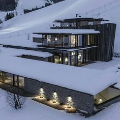Follow @productdose for more! | Hotel Wiesergut by Gogl Architekten | #architecturedose ______ Location: #Hinterglemm © Mario Webhofer Tag an architecture lover!