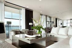 Un piso con un interiorismo extraordinario en Chic
