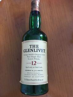 Glenlivet 12 yr old