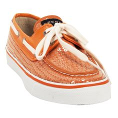 Sperry Top-Sider Bahama Sequin Boat Shoes  - I must have these in RED!!!