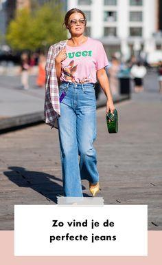 De perfecte jeans is iets waar iedere vrouw haar leven lang naar op zoek is.   Hoe fijn zou het zijn als je gewoon een soort van checklist had, waardoor je jezelf heel wat pijn en moeite kunt besparen? Nou, tada! Die hebben wij dus gewoon eventjes voor je gemaakt: zó vind je in vijf stappen de perfecte jeans.   Herfst | Winter | Lente | Zomer | Fashion | Mode | Streetstyle Trends | 2020 | Fashion Week | 2020 | Jeans | Tips | Perfecte | Stappen | Inspiration | Isnpiratie | More On… Elegant, Fall Winter, Jeans, Outfits, Fashion, Natural Baby, Medium Length Cuts, Split Ends, Center Part