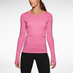 Nike Dri-Fit Knit Long-Sleeve £50