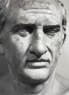Roman marble bust of Marcus Tullius Cicero, born 106 BCE, Arpinum, Latium [now Arpino, Italy]—died Dec. 7, 43 BCE, Formiae, Latium [now Formia]). Roman philosopher, politician, lawyer, orator, political theorist, consul and constitutionalist. http://latinadanza.com/arts-and-entertainment/international-national-art-links/pinterest-directory/index.html [[ ]] http://rmc.latinadanza.com