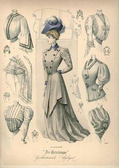 Uit Maart 1905