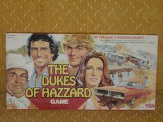 Vintage IDEAL Dukes of Hazzard Board Game by graciesgiggles, $45.00