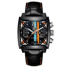 TAG Heuer Monaco Chronograph Automatic Titanium Carbide (CAL5110.FC6265)