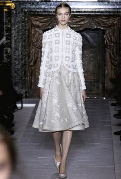 Hedvig Palm at Valentino SS13 Couture