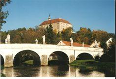 Namest nad Oslavou, Czech Republic Czech Republic, Taj Mahal, Building, Travel, Buildings, Viajes, Traveling, Bohemia, Tourism