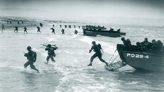 D-Day, 6 June 1944, Normandy, France