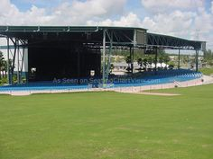 Cruzan Amphitheatre, West Palm Beach FL - Seating Chart View - We have Tickets to all Shows!