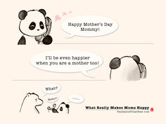 Happy Mother's Day! Do you know what really makes moms happy?