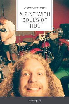 A pint and a rock n roll band from Norway. An interview that you will love. Rock Bands, Rock N Roll, Norway, Grunge, Interview, Cinema, Magazine, Music, Musica