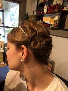 #wedding #bride #weddinghair #bridalhair #updo #curls #headband #austin #texas #weddingstylist Updo Curls, Austin Texas, Updos, Wedding Bride, Bridal Hair, Wedding Hairstyles, Nova, Dreadlocks, Hair Styles