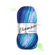 Lammy Champion Batik Aqua