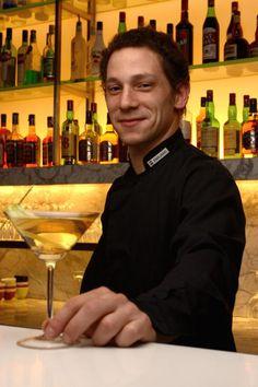Drinks at White Bar | Hotel Madero