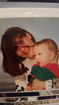 Conor as a baby