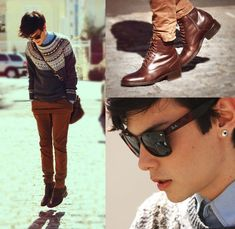 If I were a lesbian I'd dress like this. Actually, I'd still dress like this