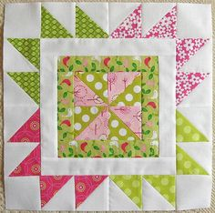 Tachas quilt block tutorial