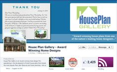 House Plan Gallery is an Award-winning home design firm specializing in the development of stock house plans that include the most popular floor plan features and home amenties. Visit us online at www.HousePlanGallery.com. Thanks for visiting.