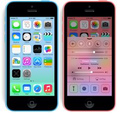 Flash News: Apple Launches iPhone 5C and iPhone 5S - Specs, Features and Details :D