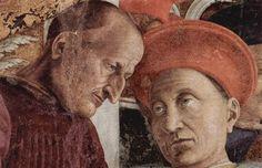 Andrea Mantegna   La Camera degli Sposi, 1465-1474   Art in Detail   Tutt'Art@   Pittura * Scultura * Poesia * Musica  