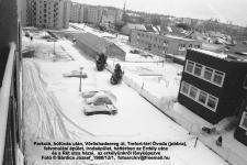 A Jereván lakótelep 1980 telén