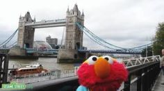 Elmo wants to go to the Olympics! Watch him train and help him get there! Like this page on Facebook to get Elmo to London! http://on.fb.me/Elmolympian