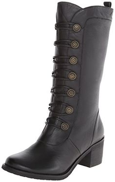 Miz Mooz Women's Normandy Riding Boot, Black, 7 M US Miz Mooz http://smile.amazon.com/dp/B00K7KX16S/ref=cm_sw_r_pi_dp_nXAQvb0K20TNB