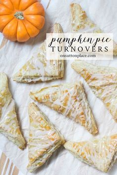 Easy Pumpkin Pie Tur