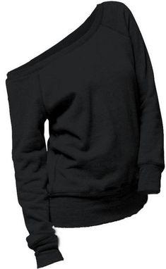 Off Shoulder Sweater - LAQUOR - 1