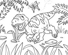 Play Baby Dinosaur 3 Coloring Page Game Online Free At Here We Offer The Full Range Of Genres Games