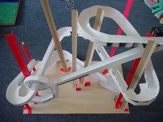 Eine Murmelbahn aus Papier « Spreeblick