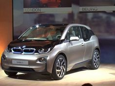 Electric BMW i3 comes with backup vehicle