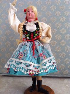 Polish Dancing Girl ~ Collection of Rebekah Myers Dunford