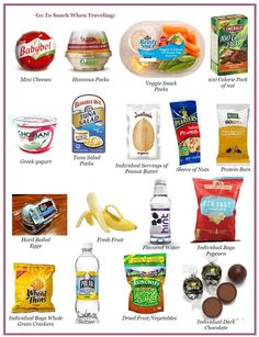snack ideas for Truckers